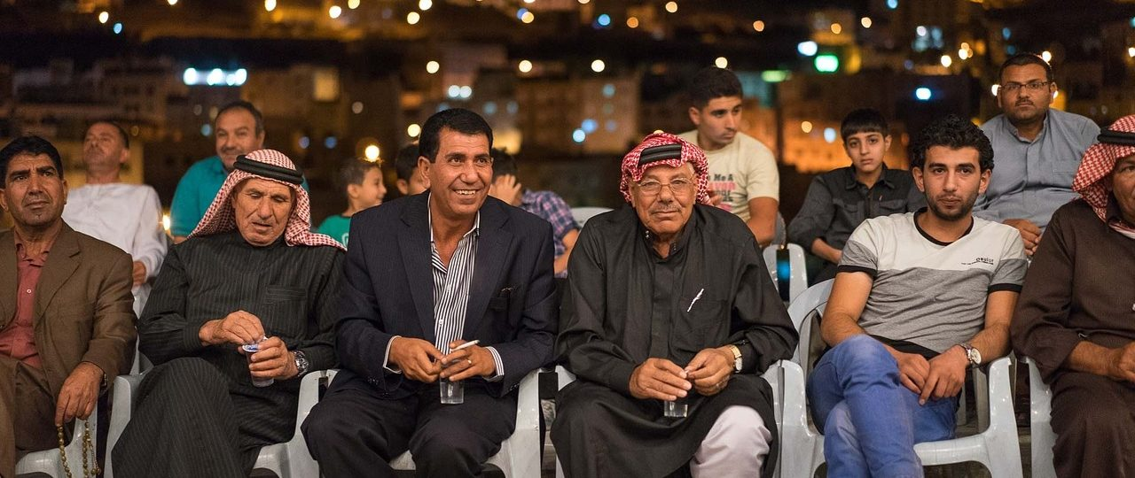 Mariage jordanien
