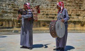 jordanien musique amphithéâtre